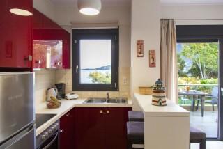 Prince Apartment agni studios kitchen