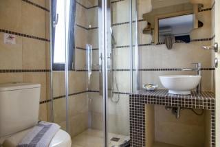 Prince Apartment agni studios shower