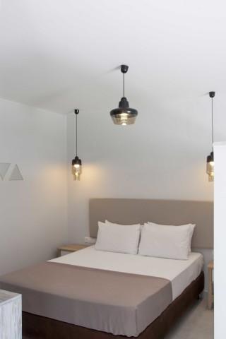 apartment 1 agni studios double bed