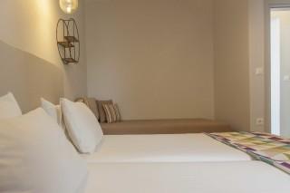 apartment 2 agni studios bed