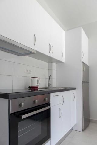 apartment 3 agni studios kitchenette