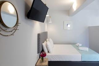 apartment 4 agni studios bedroom