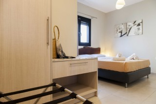family apartments agni studios double bedroom