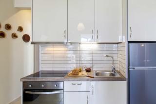 family apartments agni studios kitchen