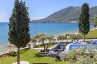 sea view apartments agni in lefkada